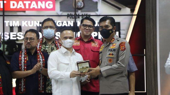 Terima Kunjungan Komisi III DPR RI, Ini yang Disampaikan Kapolda Aceh, Kajati dan Kepala BNNP