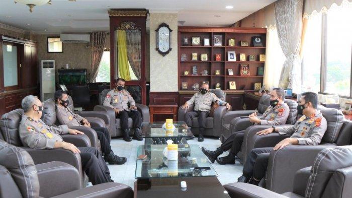 Tim Puslitbang Polri Kunjungi Polda Aceh