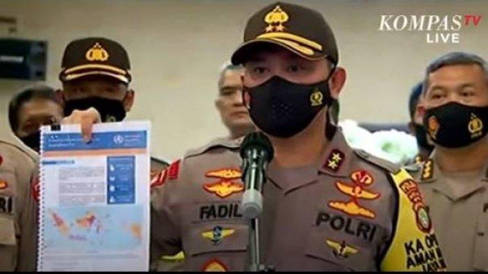 BREAKING NEWS: 6 Pengikut Habib Rizieq Shihab Tewas Ditembak, Ini Penjelasan Kapolda Metro Jaya