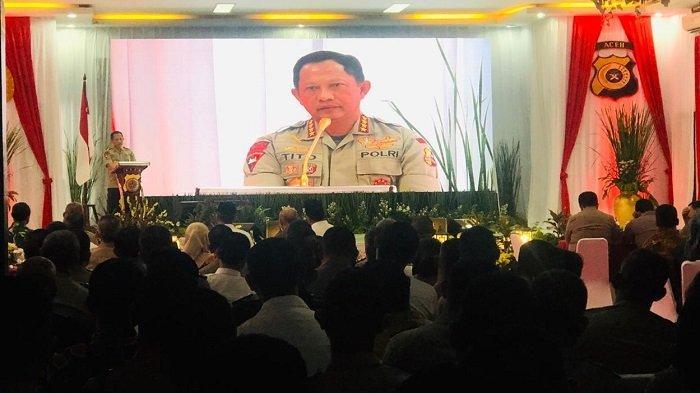 Kapolri Minta Semua Pihak Rawat Perdamaian Aceh