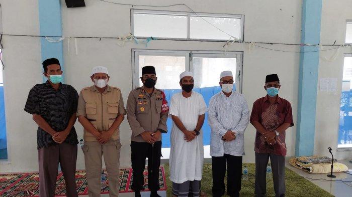 Kapolres Aceh Selatan Silahturahmi Ke Ponpes Darussalam