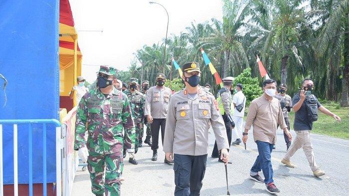 Larang Mudik, Aceh Tamiang Tutup Pintu Perbatasan Mulai 6 Mei 2021