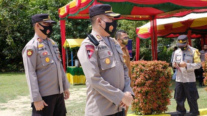 Kunjungi Sejumlah Mapolsek, Kapolres Aceh Utara Ingatkan Hal Ini kepada Polisi