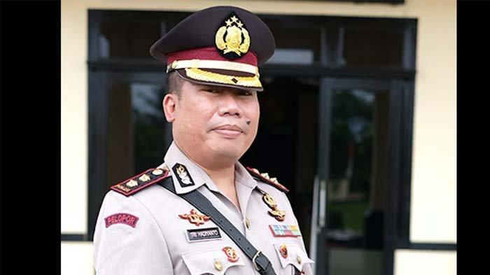 Kapolres Aceh Utara Imbau Warga Kibarkan Bendera Selama Agustus