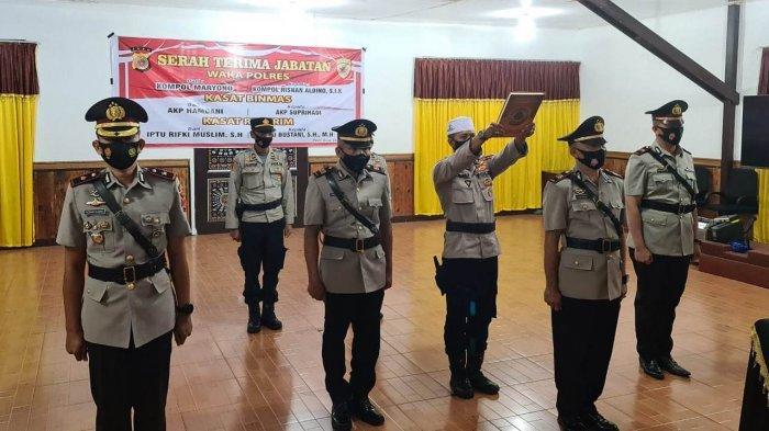 Kompol Risnan Aldino SIK Dilantik Menjadi Wakapolres Bener Meriah