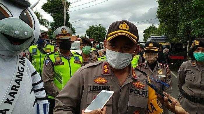 Polisi Tangkap Sindikat Pemalsu Surat Bebas Covid-19, Sasaran Sopir Truk, Terancam 6 Tahun Penjara