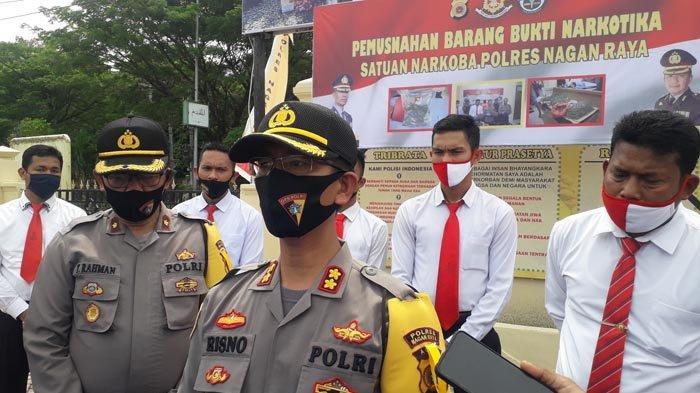 Dua Penjual Chip Domino Jadi Tersangka di Nagan Raya, Uang Jutaan Diamankan