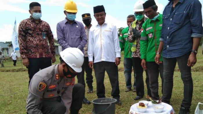 Pemerintah Dukung Pembangunan Rumah Subsidi di Nagan Raya, Tahap Pertama 100 Unit