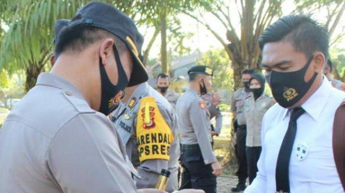 Kapolres Simeulue Cek Senjata Api, Tegaskan Anggota Tidak Berada di Tempat Hiburan Malam