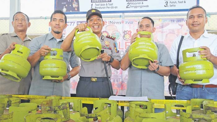 Warga Mampu Stop Gunakan Gas Subsidi