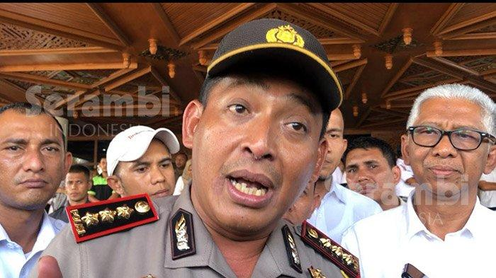 Kapolresta Bantah Ada Pemukulan Terhadap Azhari Cage saat Demo di DPRA, Ini Kronologi Versi Polisi