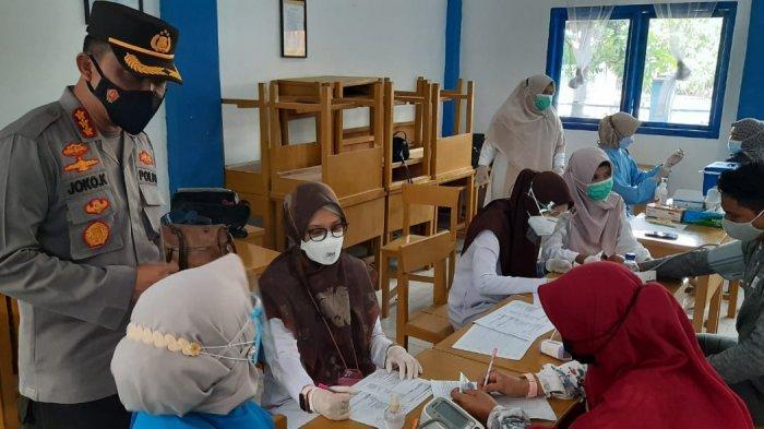 Hari Kedua Pelaksanaan Vaksinasi Massal di Kota Banda Aceh Sebanyak 767 ASN & Warga Disuntik Vaksin