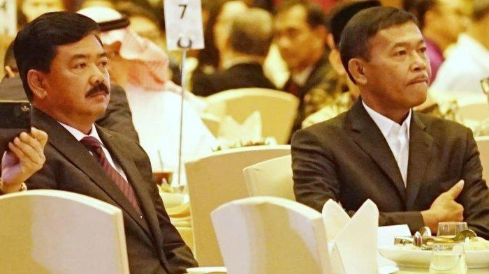 Panglima TNI Hadi Tjahjanto dan Kapolri Idham Azis Raih Penghargaan di Indonesia Awards