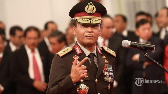 Siapa Calon Kapolri Pengganti Idham Azis? Presiden Jokowi Sudah Kantongi 2 Nama Komjen