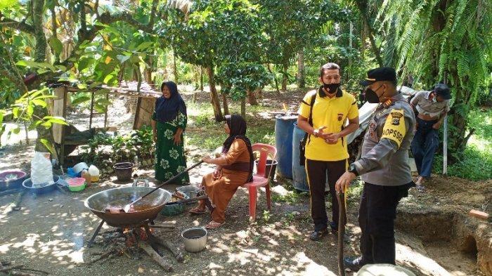 Mantap! 27 Kampung di Karangbaru Jadi Zona Hijau, Muspika Giat Blusukan dan Sosialisasi Hal Ini
