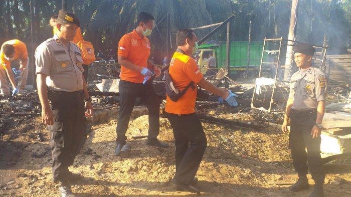 Kebakaran Landa Dua Kabupaten, Dua Rumah dan Empat Kios Dilalap Si Jago Merah