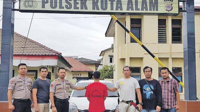 Polisi Ciduk Pemuda Aceh Tengah, Dilapor Melarikan Mobil Warga