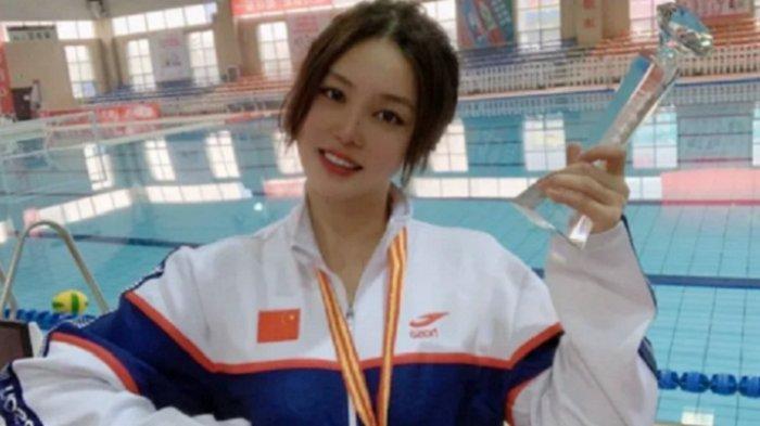 Kaptem Tim Polo Air Wanita China Olimpiade Tokyo