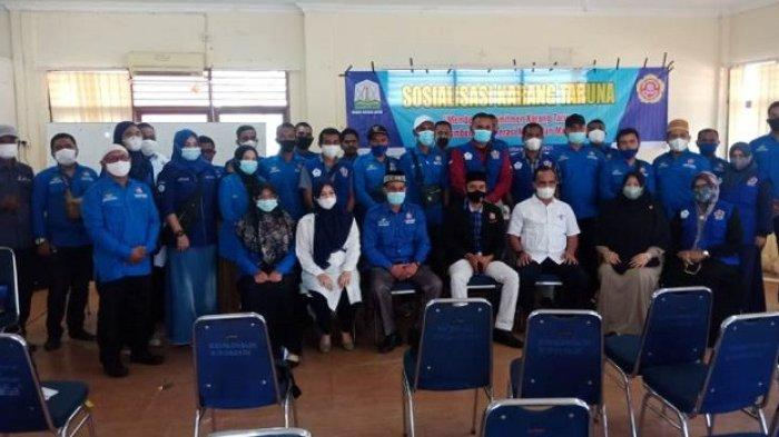 Karang Taruna Rincong Pusaka Aceh Utara dan Angkasa Muda Bireuen Lolos ke Even Nasional di Bogor
