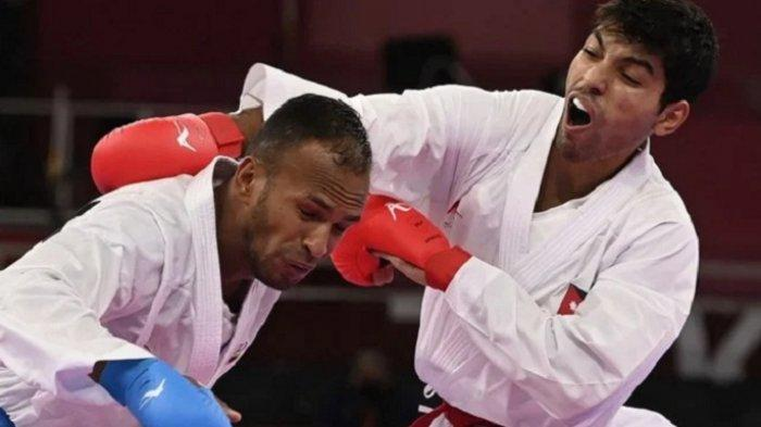 Karateka Jordania Memastikan Tiket Semifinal Olimpiade Tokyo