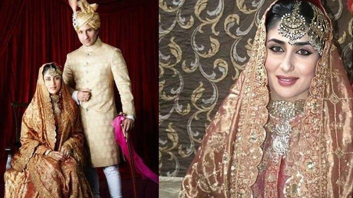 Kisah Cinta Kareena Kapoor Dan Saif Ali Khan Ditentang Keluarga Karena Beda Agama Dilamar 2 Kali Serambi Indonesia