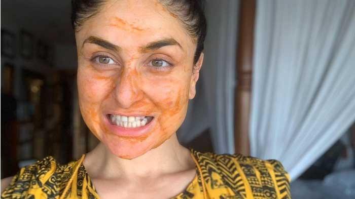 Masker Wajah Ala Kareena Kapoor Khan, Pakai Kunyit dan Susu agar Cerah, Begini Cara Membuatnya