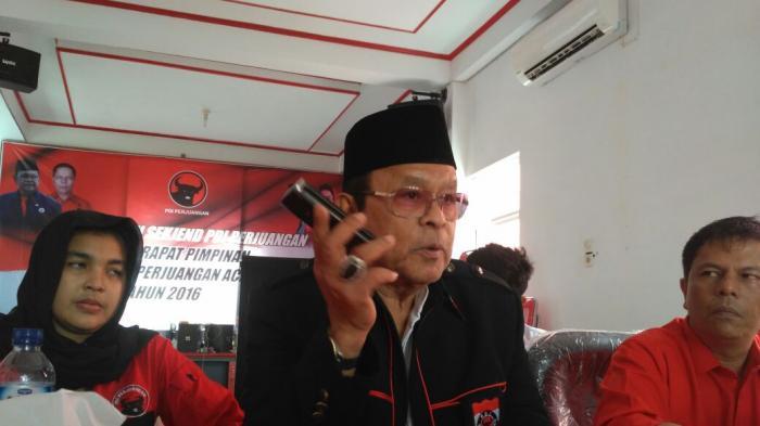 Posisi Karimun Usman Digoyang