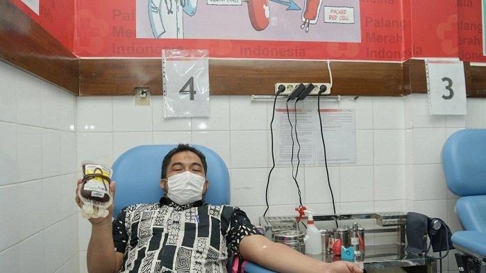ASN Dishub Aceh Ikut Donor Darah