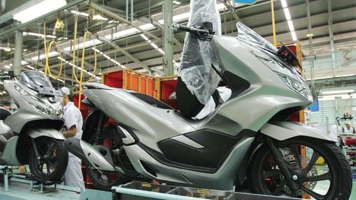 Honda PCX Dominasi Penjualan AHM