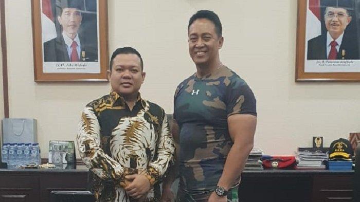 Kasad Andika Perkasa Berkunjung ke Aceh