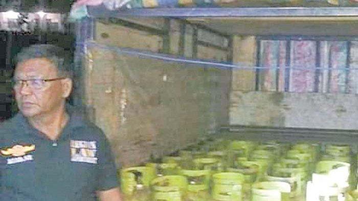 'Penyelundupan' Elpiji Melon Digagalkan