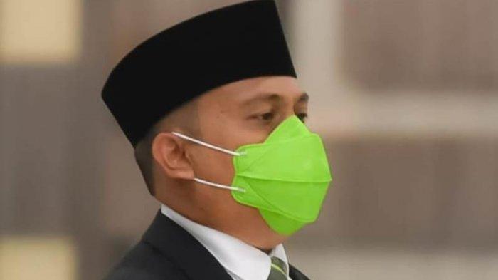 Ardiansyah Jabat Kasatpol PP dan WH Banda Aceh, Jadi Kepala SKPK Termuda, Sebelumnya Camat Meuraxa