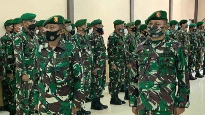 Mayor Jumiin Jabat Kasdim Aceh Utara, Tiga Perwira Tempati Jabatan Baru