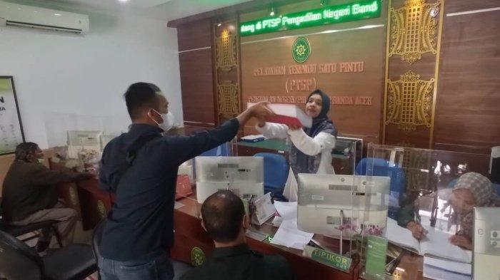 Kasus Korupsi Dishub Sabang Dilimpahkan ke Pengadilan Tipikor