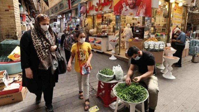 Dua Pengawal Revolusi Iran Tewas Seusai Menderita Luka Bakar