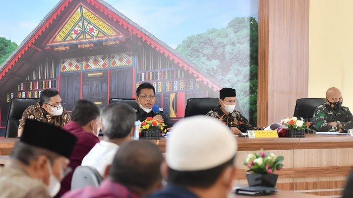 Kasus Covid-19 di Banda Aceh Kembali Naik, Forkopimda Akan Razia Prokes, Pelanggar Ditindak