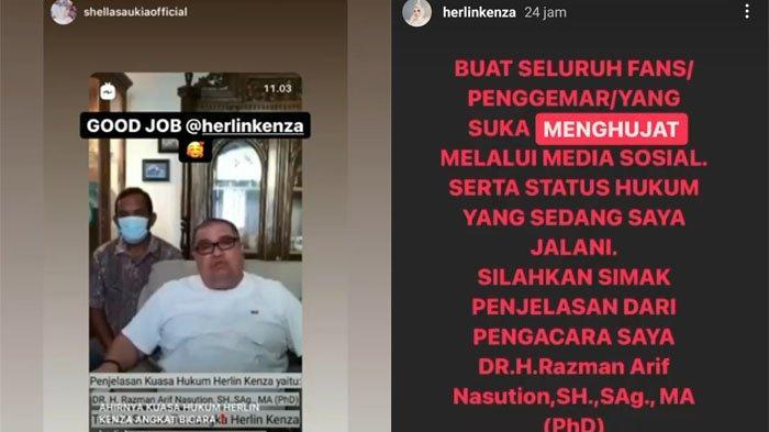 Merasa Difitnah, Selebgram Aceh Herlin Kenza Ancam Polisikan Netizen, Gandeng Pengacara Nasional