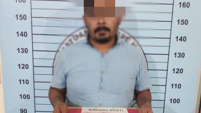 Tiga Bulan Baru Bebas dari Penjara, Pria asal Aceh Utara Ini Kembali Diringkus Polisi