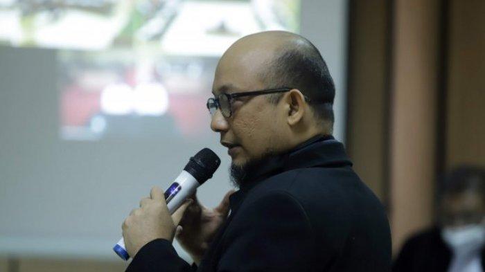 Kasus Penyiraman Air Keras, Novel Tak Terkejut dengan Vonis Hakim: Sesuai Skenario