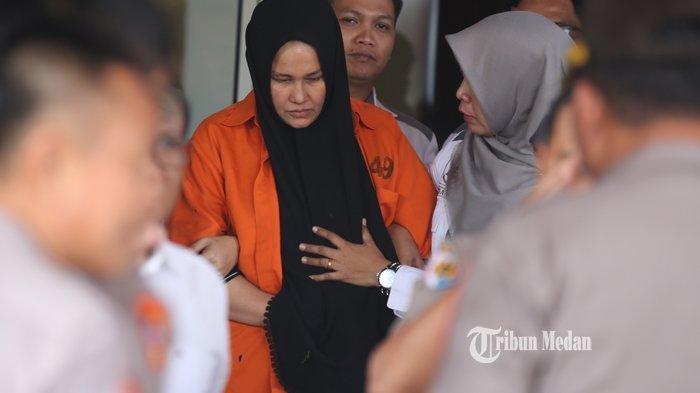Detik-detik Eksekusi Hakim Jamaluddin, Anak Korban Sempat Terbangun, Ditenangkan Zuraida Hanum