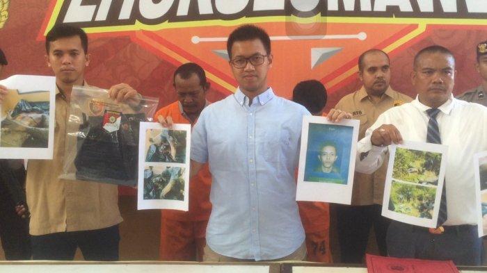 Begini Perkembangan Kasus Ayah Bunuh Anaknya Pakai Racun Tikus di Aceh Utara
