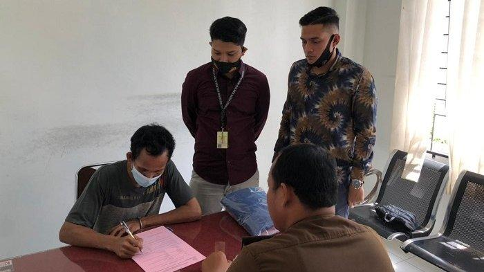 Seorang Duda di Aceh Utara yang Rudapaksa Gadis ABG Dilimpahkan ke Jaksa