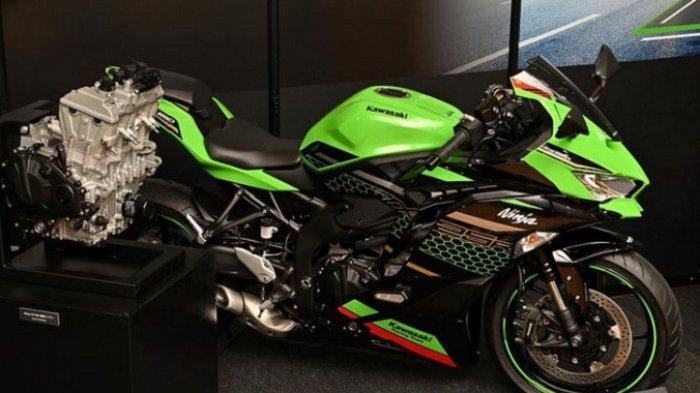 Tahun Ini, Kawasaki Siapkan Tiga Model Baru