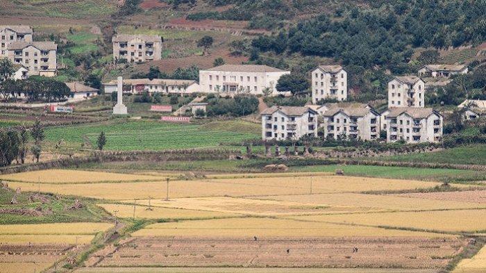 PBB Memperingatkan Risiko Kelaparan Mengancam Korea Utara