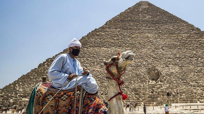 Mesir Buka Sektor Pariwisata Selama Liburan Idul Fitri Sampai 31 Mei 2021