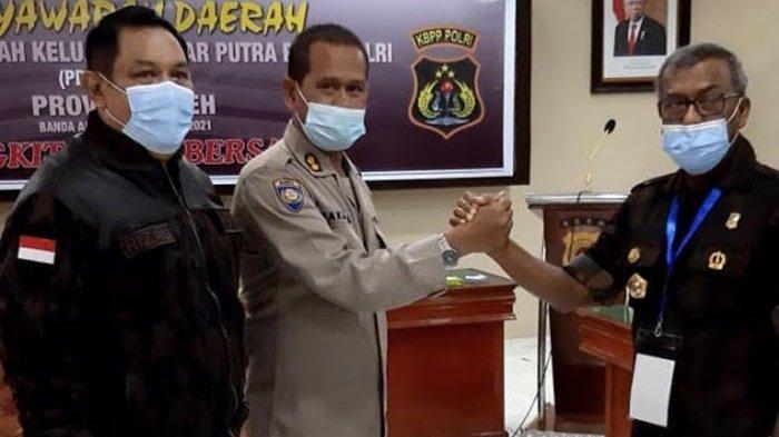 Badri Ismail Terpilih sebagai Ketua Keluarga Besar Putra-Putri Polri Provinsi Aceh