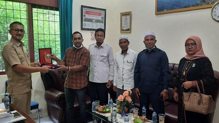 Keberhasilan Dispar Aceh Selatan di Apresiasi Komisi V DPRK Bireuen