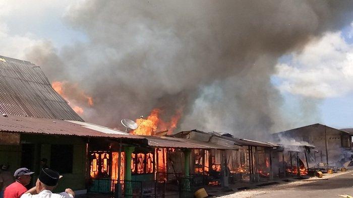 Dua Korban Kebakaran di Kampung Ujung Singkil tak Dapat Bantuan Pemulihan Ekonomi