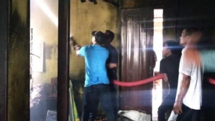 Kebakaran di Gosong Telaga Timur Singkil Utara Hanguskan Dua Kamar Tidur dan Perabot Rumah Tangga