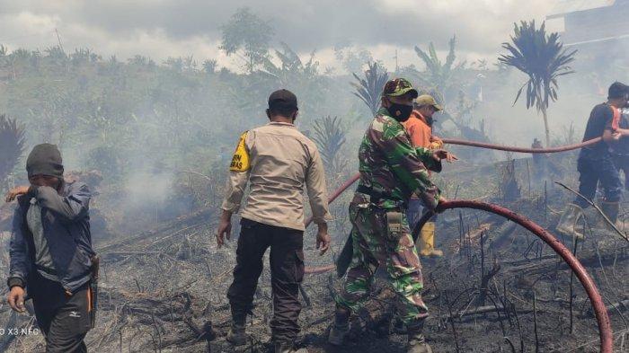 Bupati Aceh Tengah Ingatkan Para Camat Segera Lakukan Penyuluhan Antisipasi Karhutla